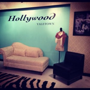 289 Davie Street FACEBOOK: hollywood boutique