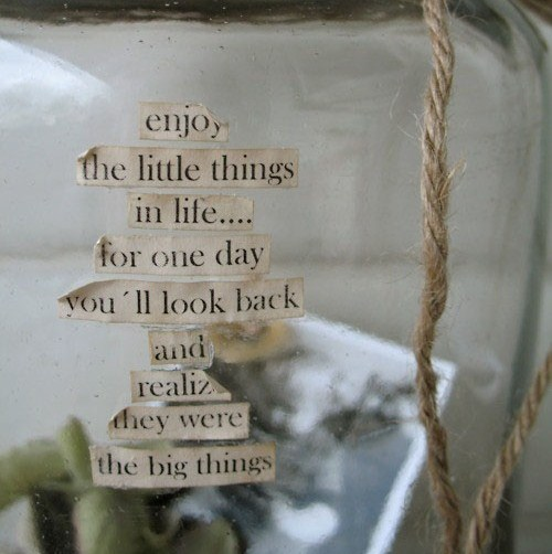 Quotes About Little Things In Life Girl Who Would Be King On Life