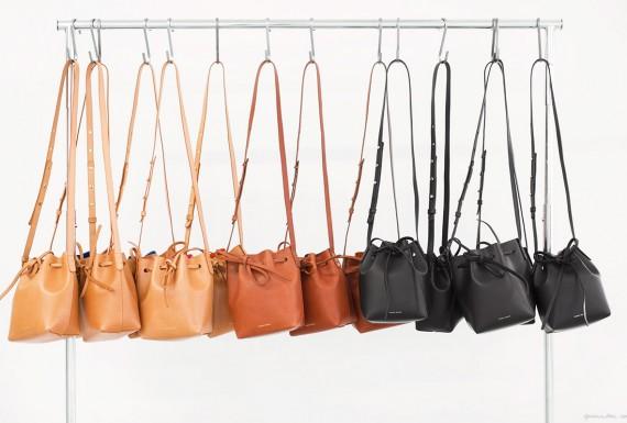 Bags: Mansur-Gavriel Photo: Garance Doré