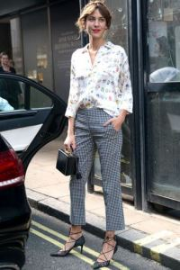It fashion girl Alexa Chung