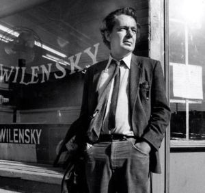Mordecai Richler at Wilensky