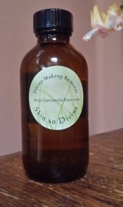 Divine Makeup Remover