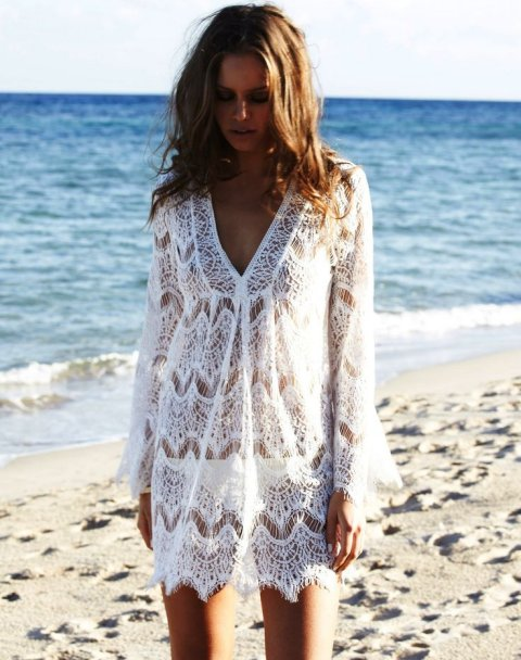 983a6eb105d06a bathing suit cover ups – Girl Who Would be KING on Life, Style and ...