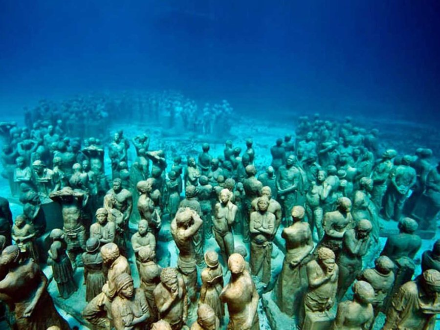 Photo: Jason deCaires Taylor