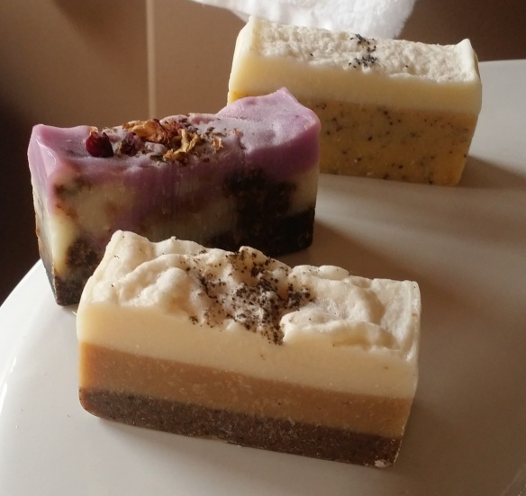 Homemade Soap - good enough to EAT!