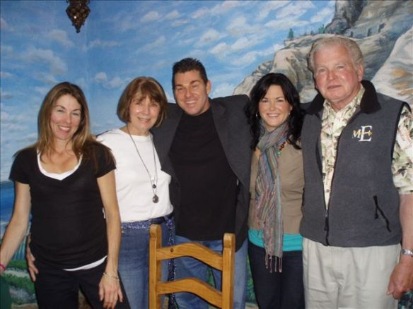 Me, Ada, brother Brad, sister Lisa and uncle Chuck.