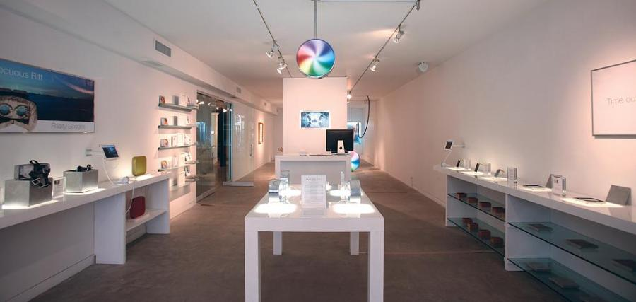 The App Store 2015. Installation Photo: Gallery 151