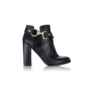 Snaffle Ankle Boot, Miss Selfridge $70
