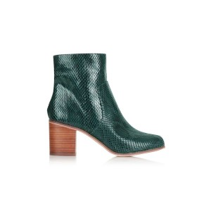 Snake Ankle Boots, Topshop $70