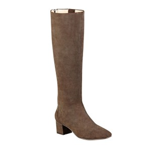 Suede Boots, Lord and Taylor $179