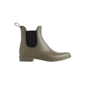 Matte Chelsea Rain Boot, J.Crew $68