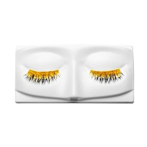 Kre-at Beauty 24-Karat Gold Lashes, $295; for information: barneys.com