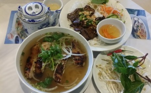 This is Pho me . Green Lemongrass on Kingsway