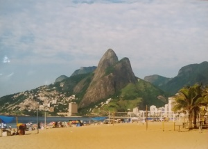 Ipanema, Rio. Photo: d. king