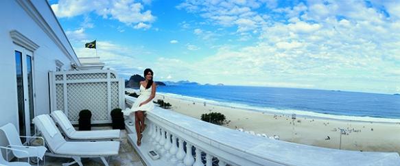 Copacabana Balcony