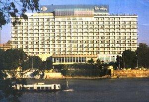 Nile Hilton, Cairo