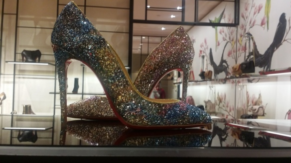 Leave it to Louboutin