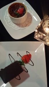 LuLu - chocolate ganache & coffee crème brûlée