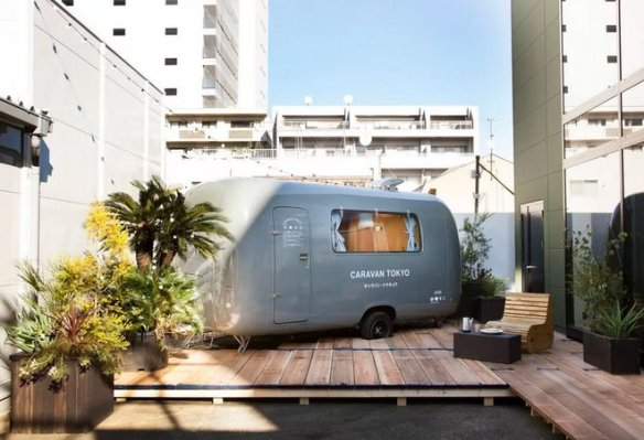 Caravan Tokyo Photo: Courtesy of Caravan Tokyo