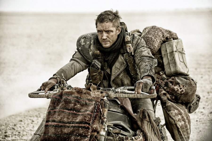 Tom Hardy - Mad Max