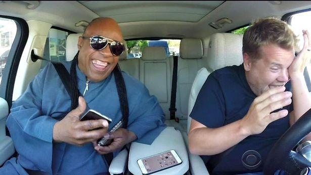 Stevie Wonder & James Ca