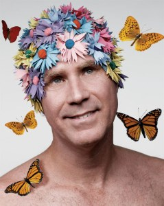Unless you're Will Ferrell - of course then, anything will look good on you.