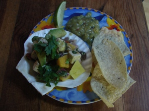 I did not enter but I think my original Avocado/Tofu Ceviche recipe is a winner. Next year!