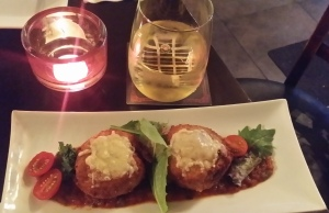 "Risotto Cakes from ""Verve"""