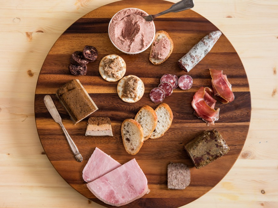 Charcuterie is the perfect essential French cured meats and more.