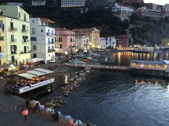 Sorrento. photo: Colleen Kohse