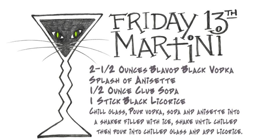 courtesy of the Martini Diva
