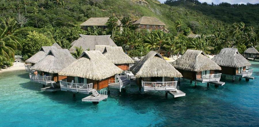 borabora TAHITI.COM BEST FOR STRAIGHT-UP RELAXING: MATIRA BEACH (BORA BORA) Photo: Tahiti.com