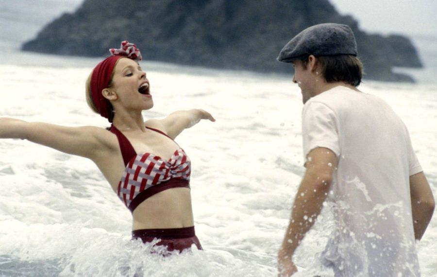 "Rachel McAdams in one of my favourite films ""The Notebook"""