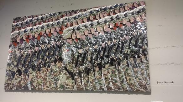 Mosaic by Jason Dussault