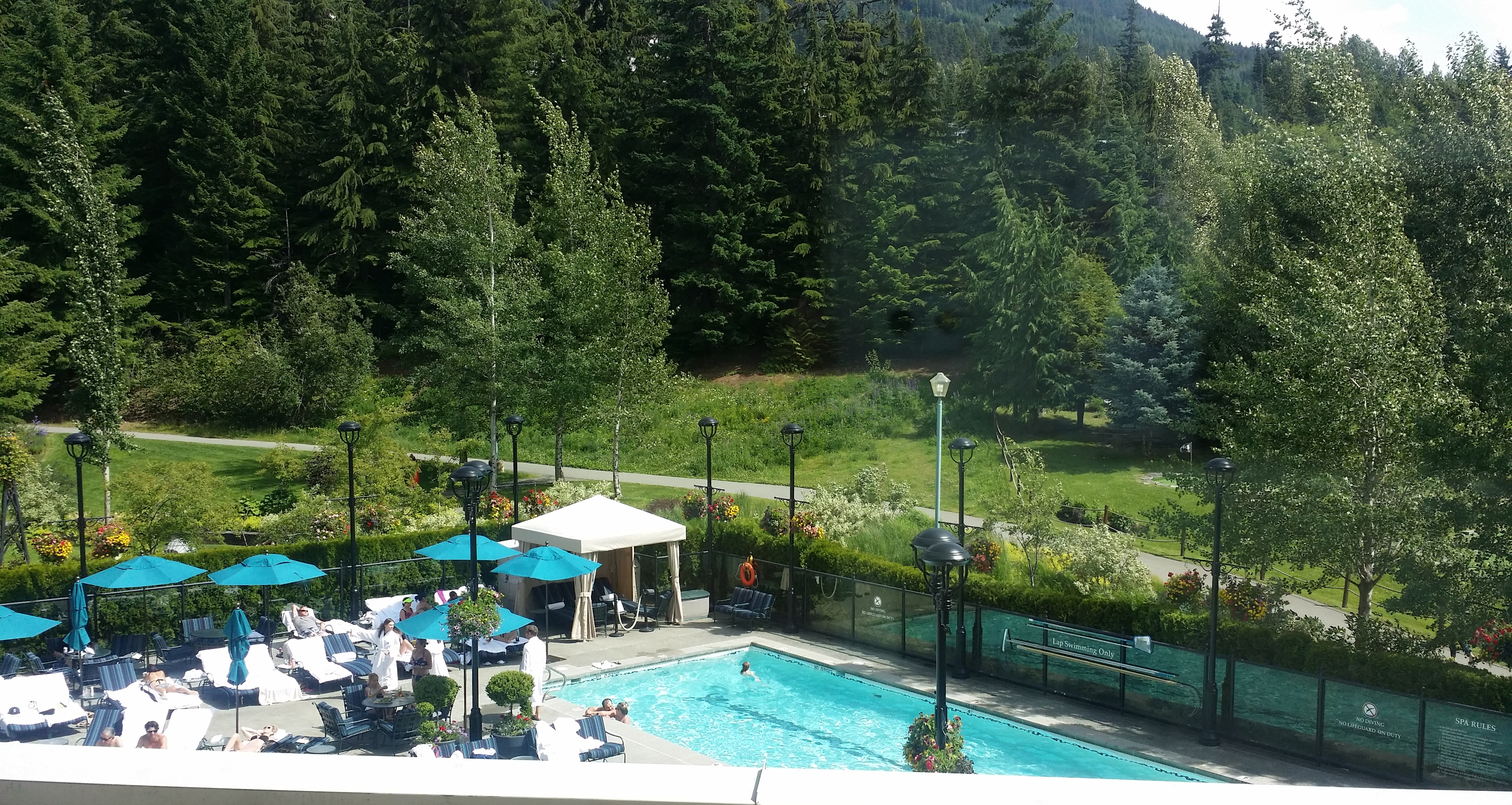 Scandinave Spa Whistler Locals Day