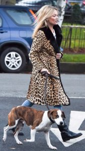 Just another excuse to wear leopard - for Fall