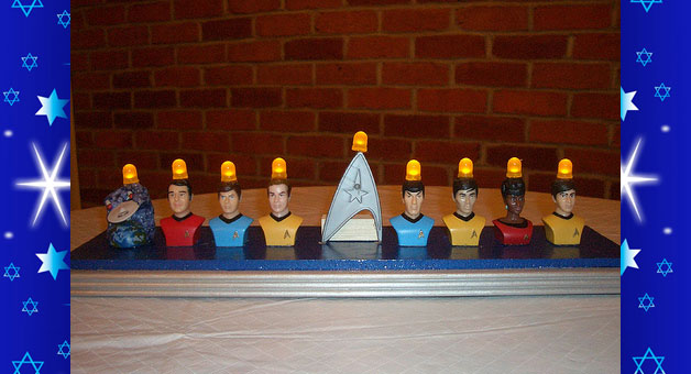 For the Jewish Trekkie