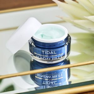 the first winter layer - Sunday Riley Tidal Brightening Enzyme Water Cream, Retail Value: $65