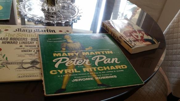 Home of the original Peter Pan - Mary Martin